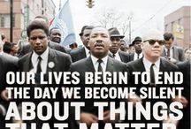 Words by MLK