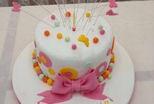 Doğumgünü pasta