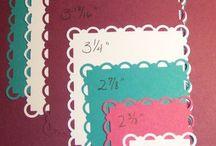 stamping tips / tricks