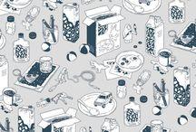PLAYFUL FUROSHIKI Project / 5月頃、Loftwork.comで「PLAYFUL FUROSHIKI Project」というテーマで、毎日つかいたくなるような「風呂敷」のデザインを募集し、275点もの作品が集まりました。  その中から選出した18作品を、こちらのPinterestボードでもご紹介!受賞作品は、渋谷・道玄坂にあるデジタルものづくりカフェ・FabCafe Tokyo で展示予定です。  公募の結果発表ページはこちら:http://www.loftwork.com/projects/playful-furoshiki/result/