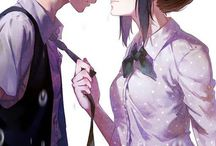 ~Anime~ Sweet Couple / Kawaii