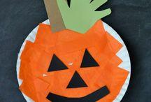 Halloween class ideas