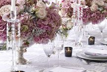 Tablescapes - Luncheon, Tea / by Linda Falke