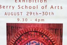 Berry Quilting Exhibition 2015