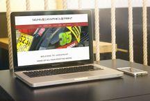 Website Design / Website design projects we've worked on.