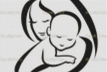 Baby Punto croce