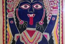 Mithila Paintings and folk art