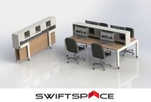 Swiftspace Symposium / Ideas and Inspiration for your Swiftspace Office set up.