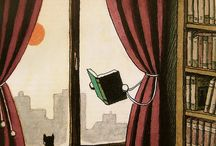 Reading and books / by Gail Wood