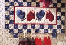 I heart quilts / by Holly Packer