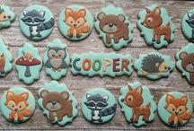 Cookies - Woodland Animals