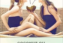 I'm in love with Coconut Oil / Many uses of Coconut oil