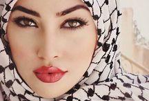 Hijab style ❤️★❤️