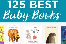 Books for Babies - It's Never Too Early! / Your baby will love listening to your loving voice as you read to him or her. On this board, you'll find some great titles to get started with.