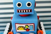 Torte robot