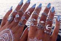Indické a zajímavé šperky