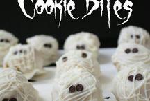 Halloween repas