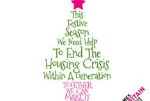 Christmas celebrations / For many homeless people, Christmas can be a difficult time of year, seeing others celebrating and indulging and being reminded of family and friends that may no longer be around. However, at Riverside's schemes, we can provide funding to make their holidays brighter.