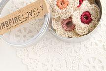 Crochet fleurs