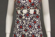 Vintage Mini Dresses / Like your dresses a bit on the short side? Here you will find vintage dresses just for you.