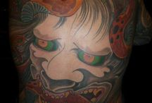 Backpiece by Sieto / Yugen Tattoo