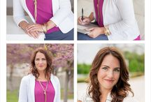 Small Business Headshots & Branding / Lifestyle headshots for the entrepreneurial woman - unconventional that showcases her unique personality and promotes her personal brand!