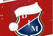 DIM Medellín / el equipo del pueblo, deportivo independiente Medellín
