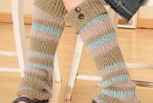 Knit/crochet Socks n' Stuff