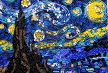 Inspired by Van Gogh / Art and other creations inspired by artist Vincent van Gogh / by Van Gogh Gallery