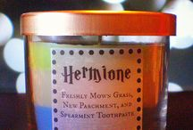 Harry Potter Candles
