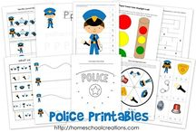 Preschool - Community Helpers / by Ashley Ernstberger