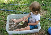 Time to Get Dirty / Kids activities, art, and fun in the dirt and mud. Time to get dirty! / by Jamie [hands on : as we grow]
