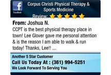 5 Star Reviews / Check out what our patients are saying about us.
