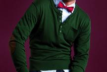Moda masculina / Ropa de caballero otoño-invierno