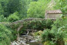 Galicia - Camino de Santiago / Imágenes del Camino de Santiago a su paso por Galicia
