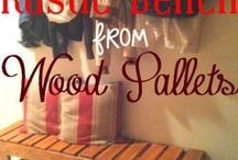 """Home DIY Pallet uses """"WOW!"""