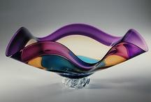 ART~Glass 1 / by Ginny Christensen