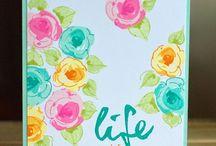 Altenew Painted Flowers