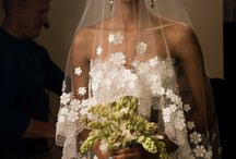 Brides fashion / Be different be you. Find something gorgeous or designer and recreate it to be your own.