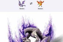 Pokémon fusion