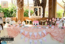 Theme birthday parties for girls