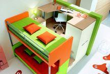 Modular Bed / Beds that use modular design