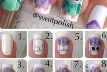 Mis uñas / Mis uñas favoritas