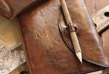 Кожаный Дневник