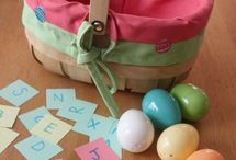 Easter Crafts + Ideas / Everything Easter!