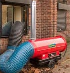 Indirect Fuel Heaters / Need heaters to warm you up? We've got what you need at HSS Hire!  #hss #hsshire #toolhire #equipmenthire #heaters #heating #climatecontrol #indirectfuel