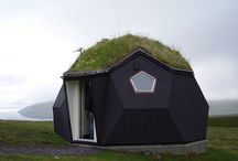 Green roof & wall