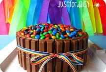 creative cake decor ideas