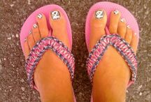 Zapatillas, Zapatos