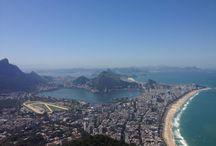 Morro Dois Irmãos / Trilha que leva ao topo do Morro Dois Irmãos no Rio de Janeiro